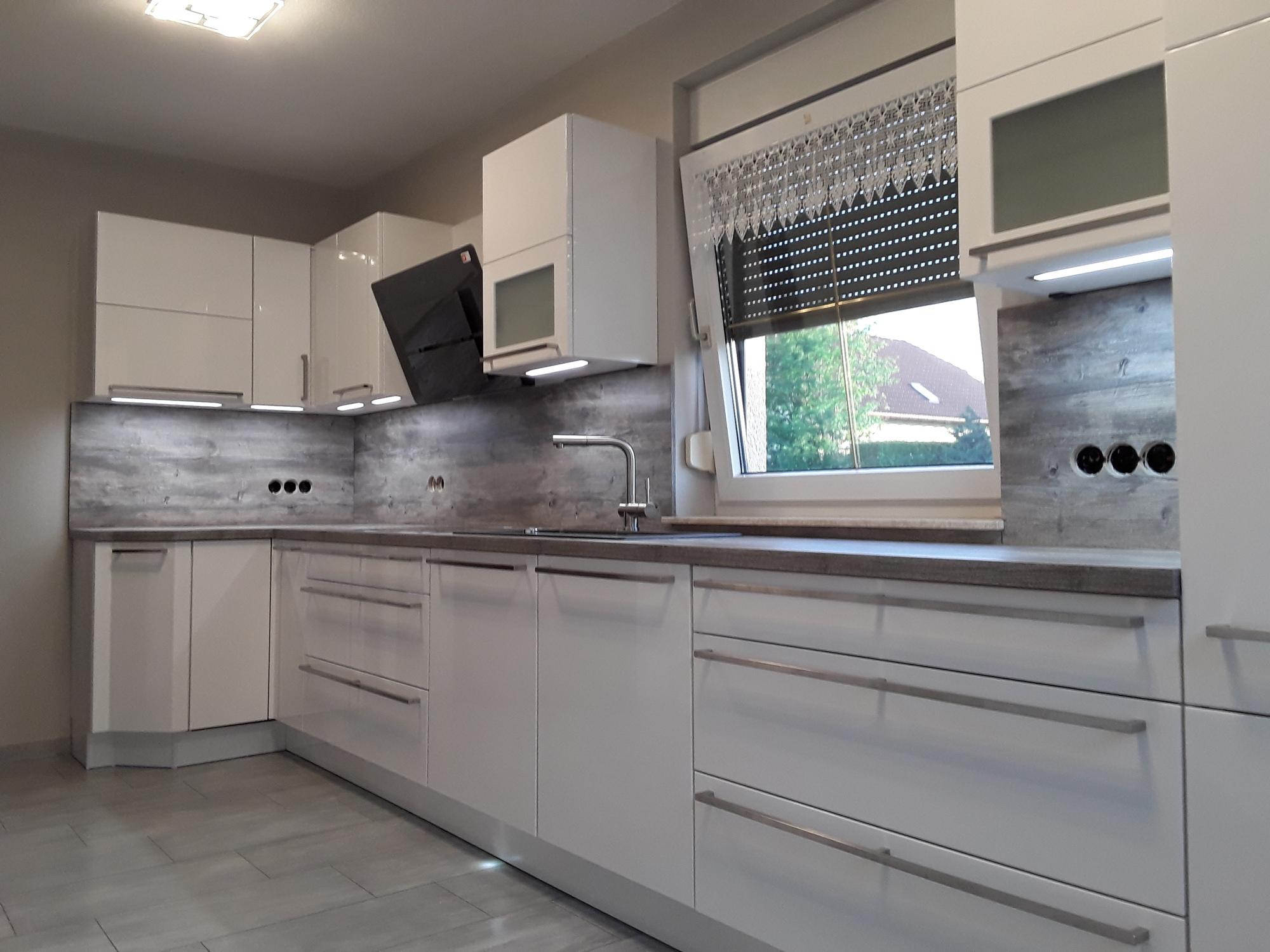 Moderne Einbauküchen moderne einbauküche für einfamilienhaus gutsmann küchen