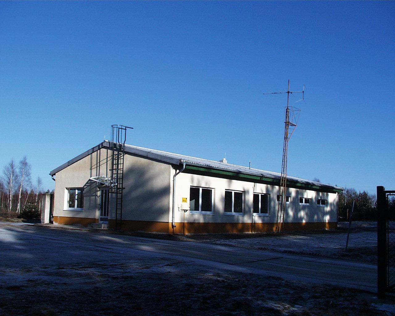 Komplettsanierung Des Gebäudes Nr 4 Auf Dem Truppenübungsplatz